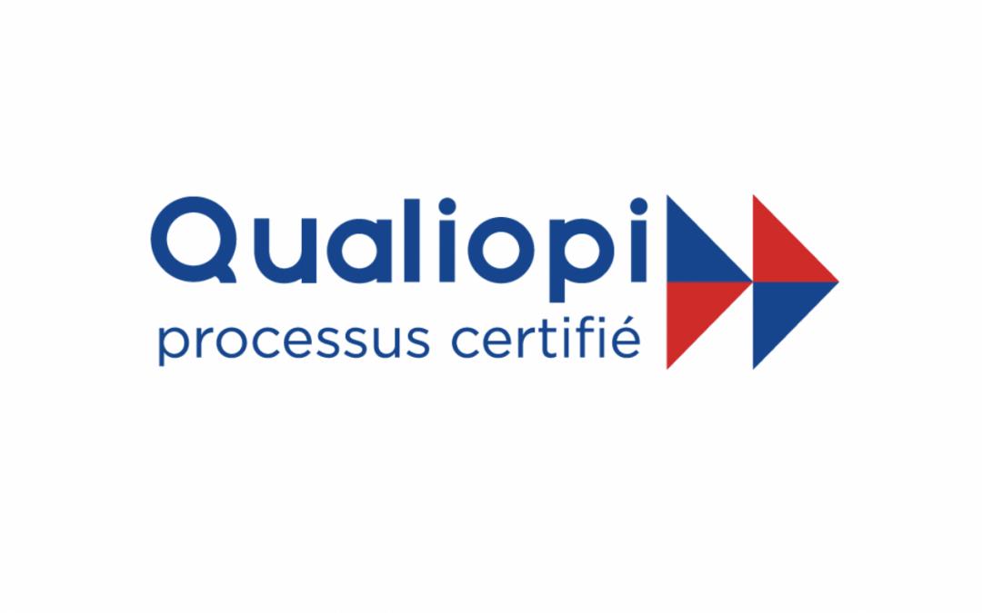 Certification QUALIOPI Obtenue !